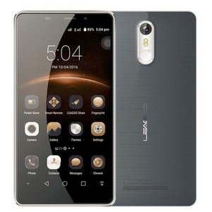 LEAGOO Smartphone M8, 3G, 5.7in. HD, Quad-Core, Gray