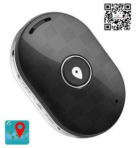 Mini GPS Eντοπισμού Θέσης Q60, 400mAh, Αδιάβροχο, Black