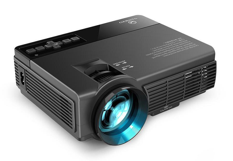 VANKYO LED βιντεοπροβολέας Leisure 3, 1080p, VGA/HDMI/USB, μαύρος